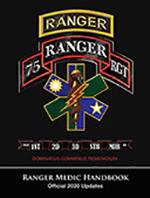 Ranger Medic Handbook cover
