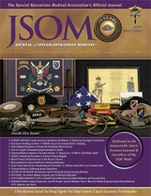 Journal of Special Operations Medicine - Fall 2021